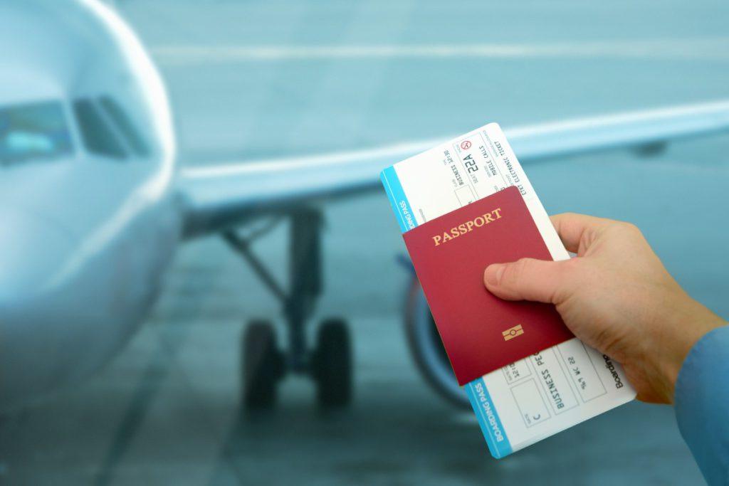 Купить авиабилеты в Израиль